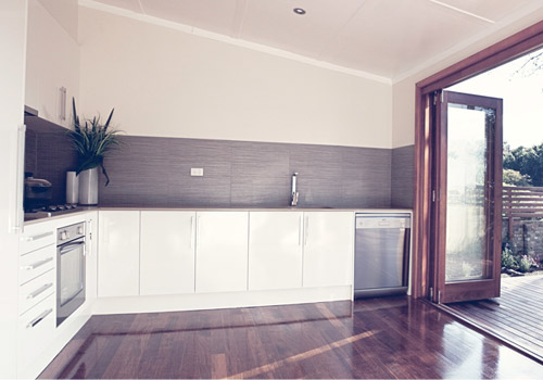 melamine kitchen door