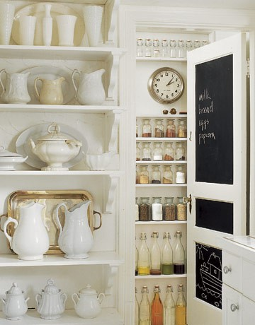country kitchen pantry