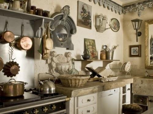 french kitchen decoration