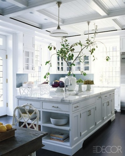 natural light in kitchen