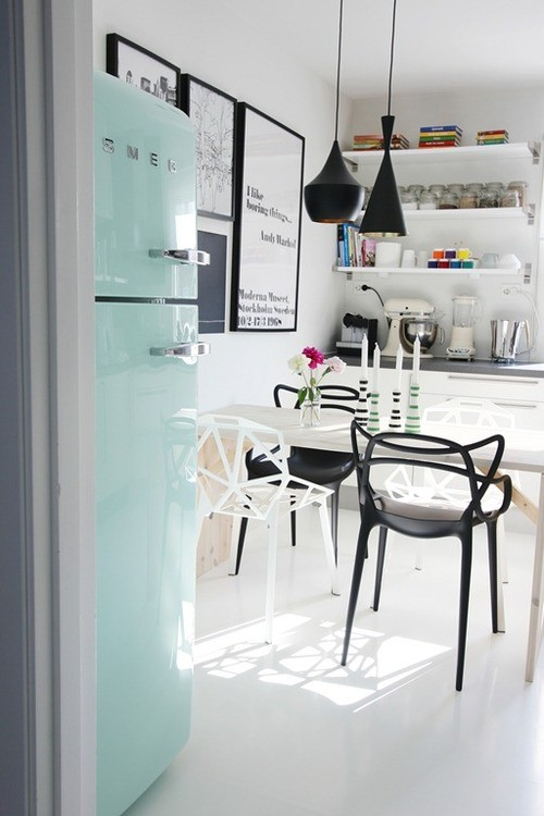 modern kitchen chairs