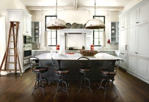 country kitchen rustic