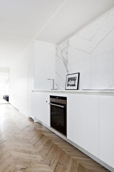 white kitchen 2013