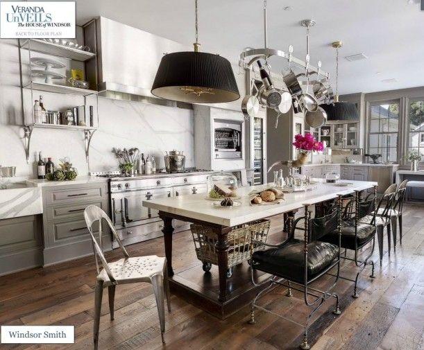celebrity industrial kitchen LA
