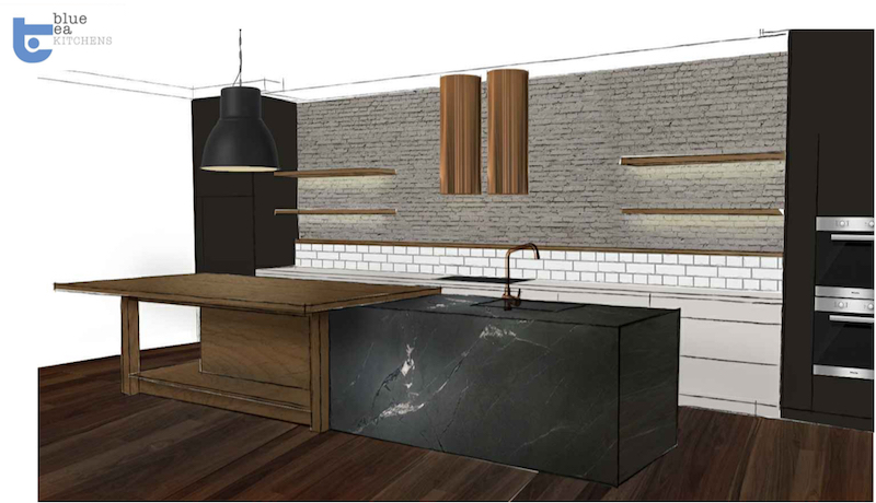 kitchen design concept example