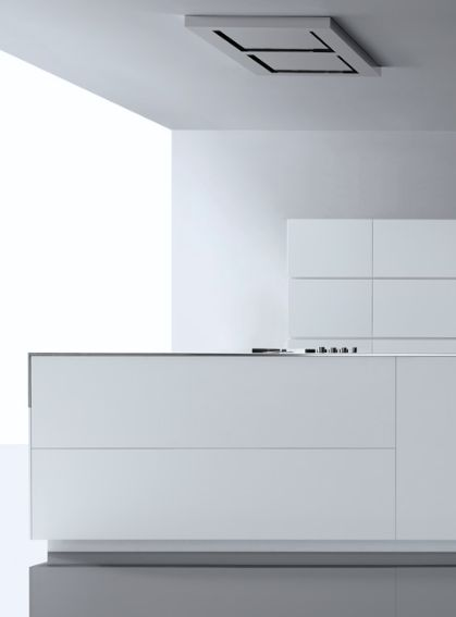 wide kitchen drawers- simple and streamlined