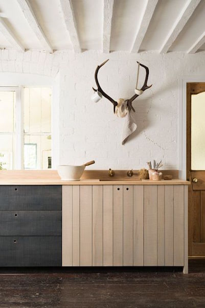 urban and rustic kitchen trend 2016 | Sebastian Cox