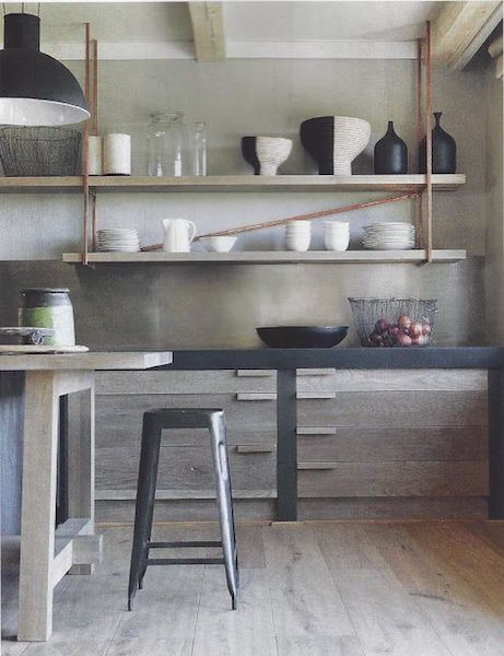 south african farm house kitchen