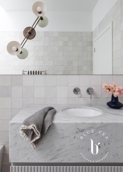 Vanity design in Bathroom