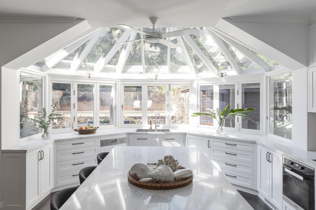 Kitchen renovations sydney - Vaucluse kitchen