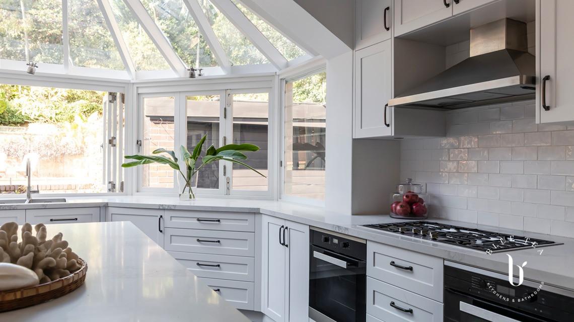 Vaucluse Hamptons Kitchen design