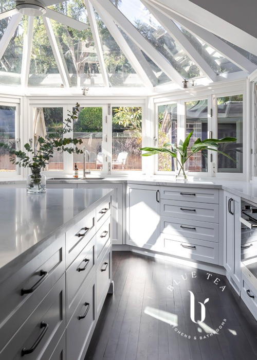 Drawer details | Hamptons Kitchen design
