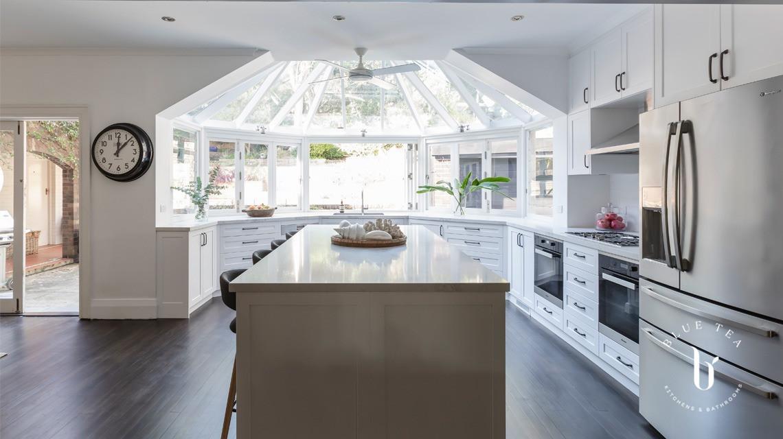 Vaucluse Hamptons Kitchen details