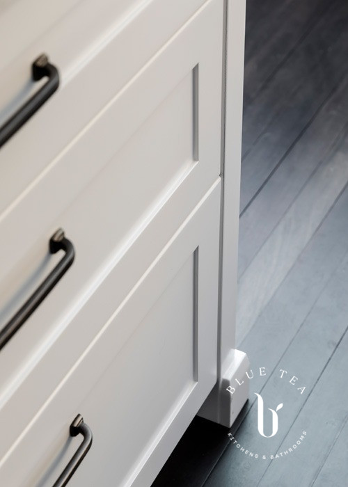 Island joinery details | Vaucluse project