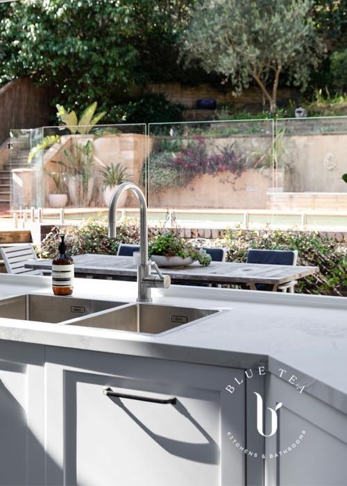 Bifold window | Hamptons Kitchen Design