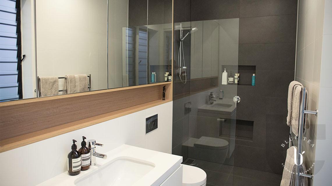 wahroonga bathroom design