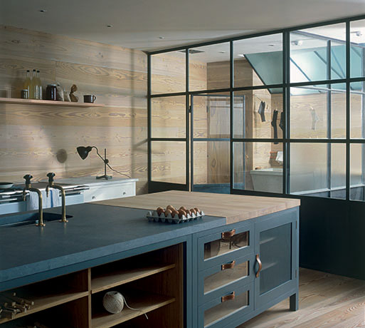 Kitchen designed by Plain English