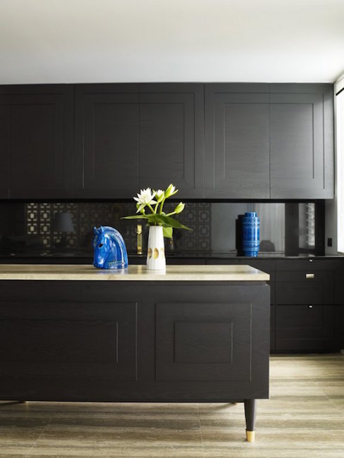 dark kitchen by greg natale