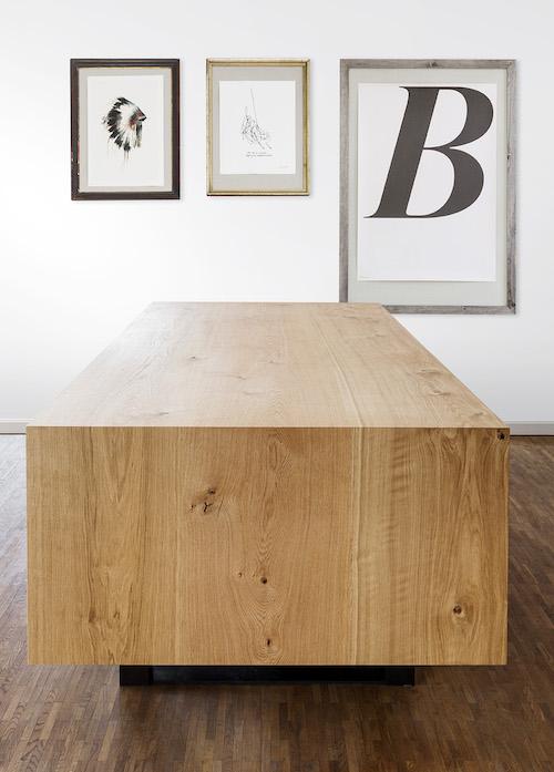 modern danish kitchen bench top | Modern danish kitchen drawer| GARDE HVALSØE