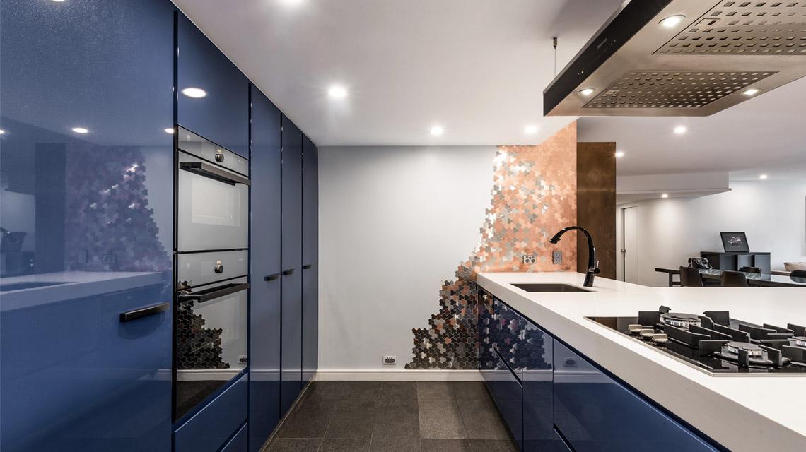 Blue KitchenRushcutters bay | Blue Tea