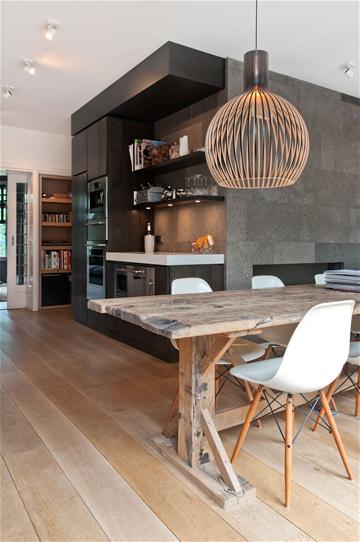 Small Kitchen Design | louwerse de jong architects Netherlands | Blue Tea Kitchens