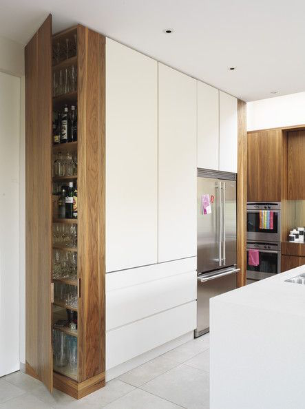 Pantry ideas-tall and slim