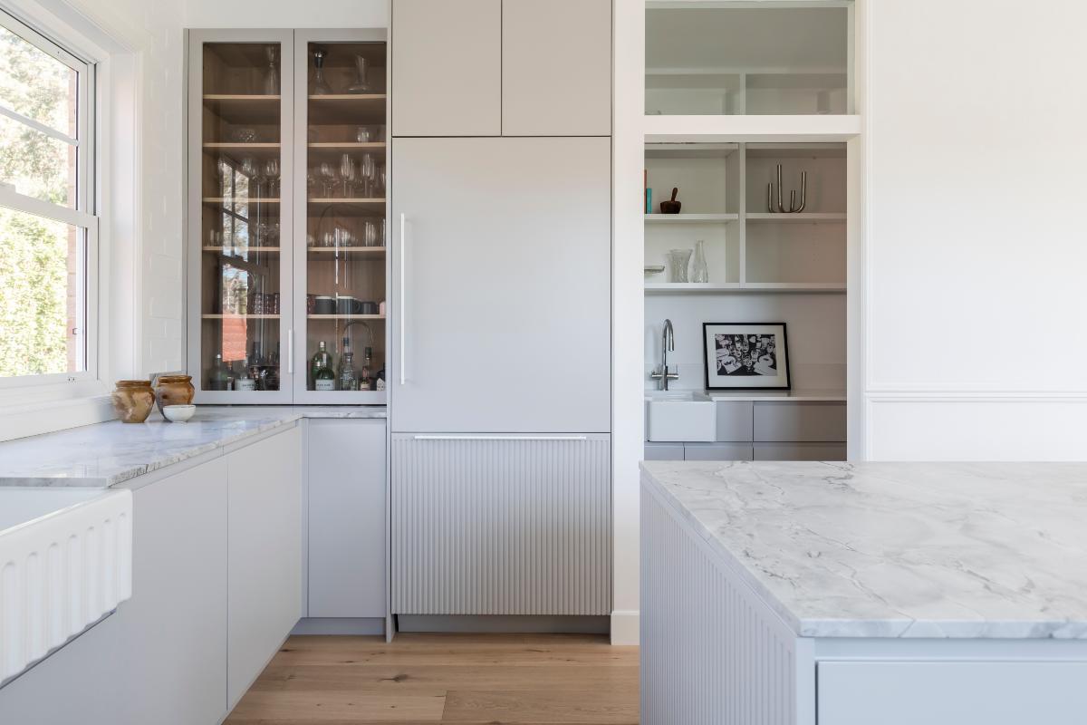 Sydney kitchen renovation in Avalon