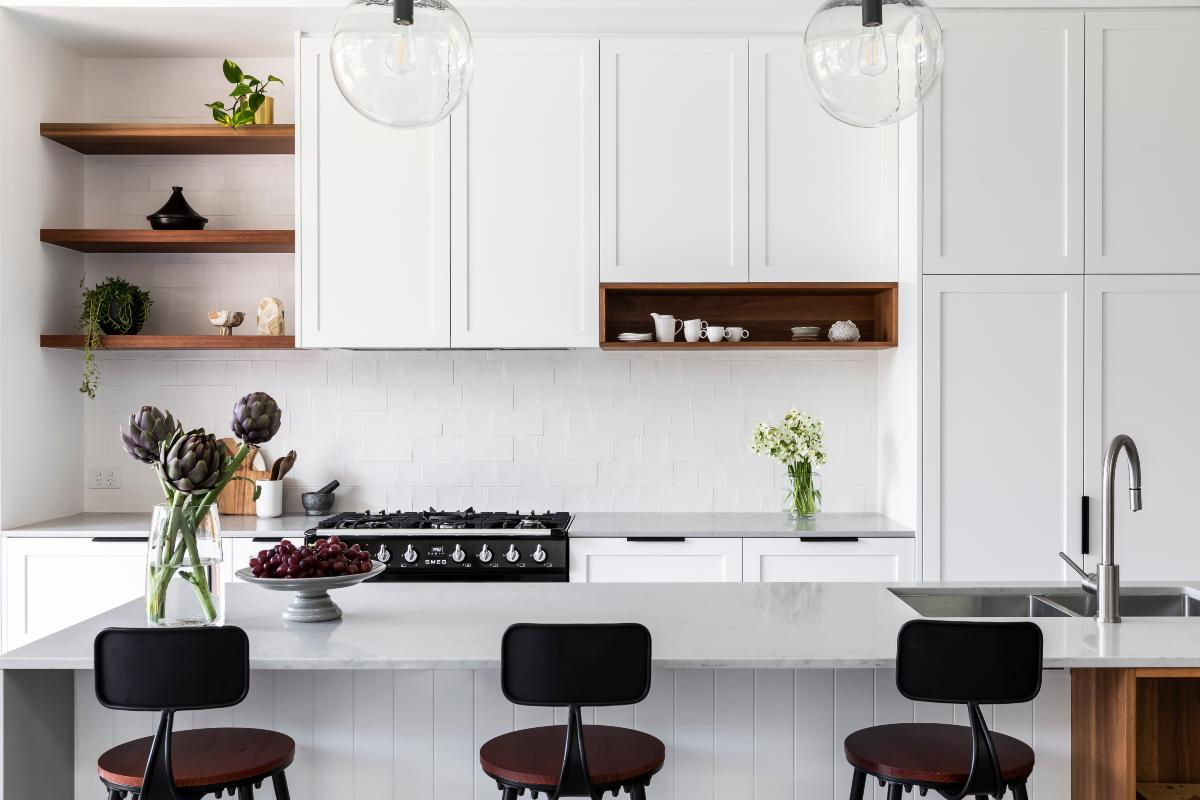 kitchen renovation In Sydney's Suburb Of Petersham