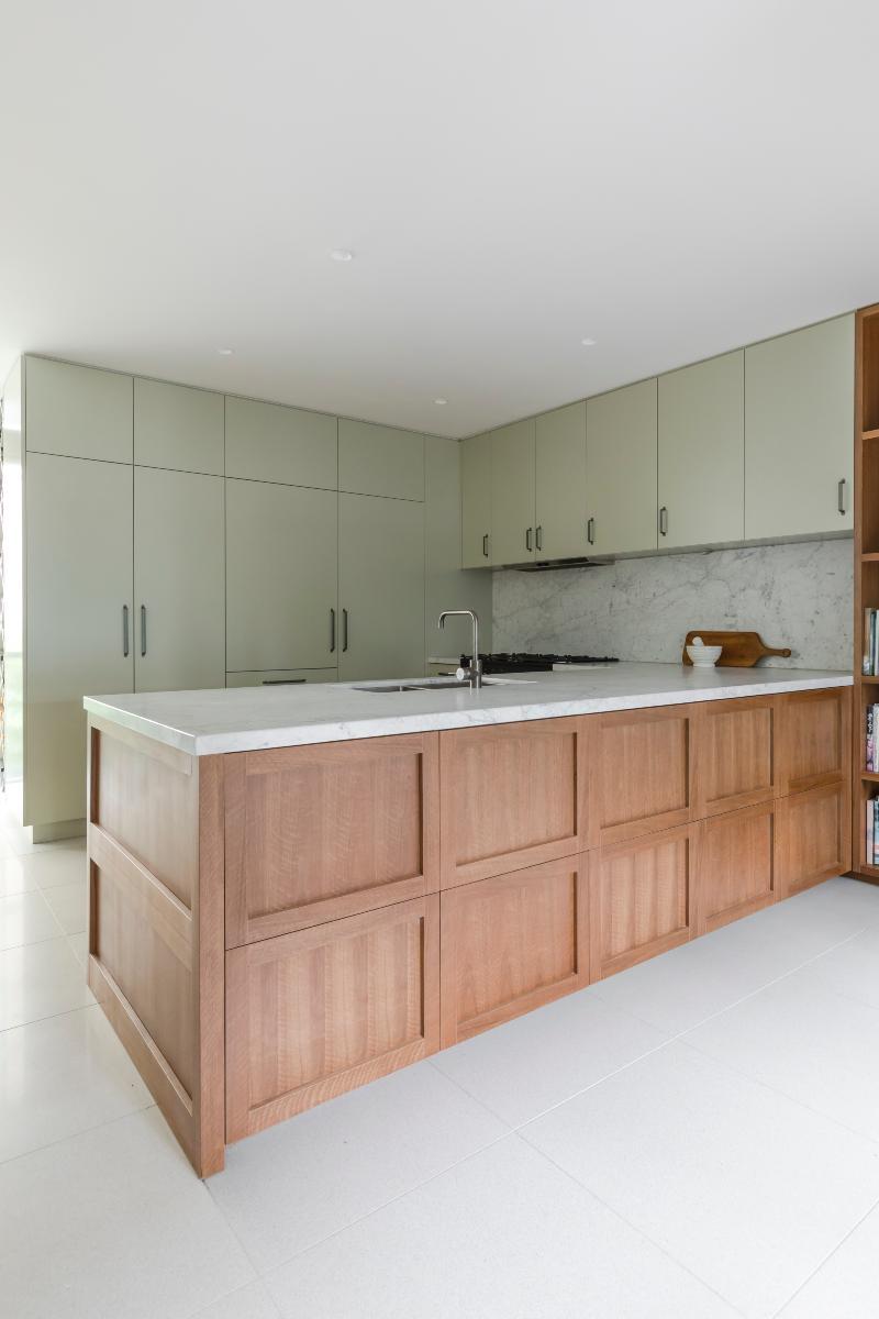 New kitchen renovation in Rushcutters Bay Sydney