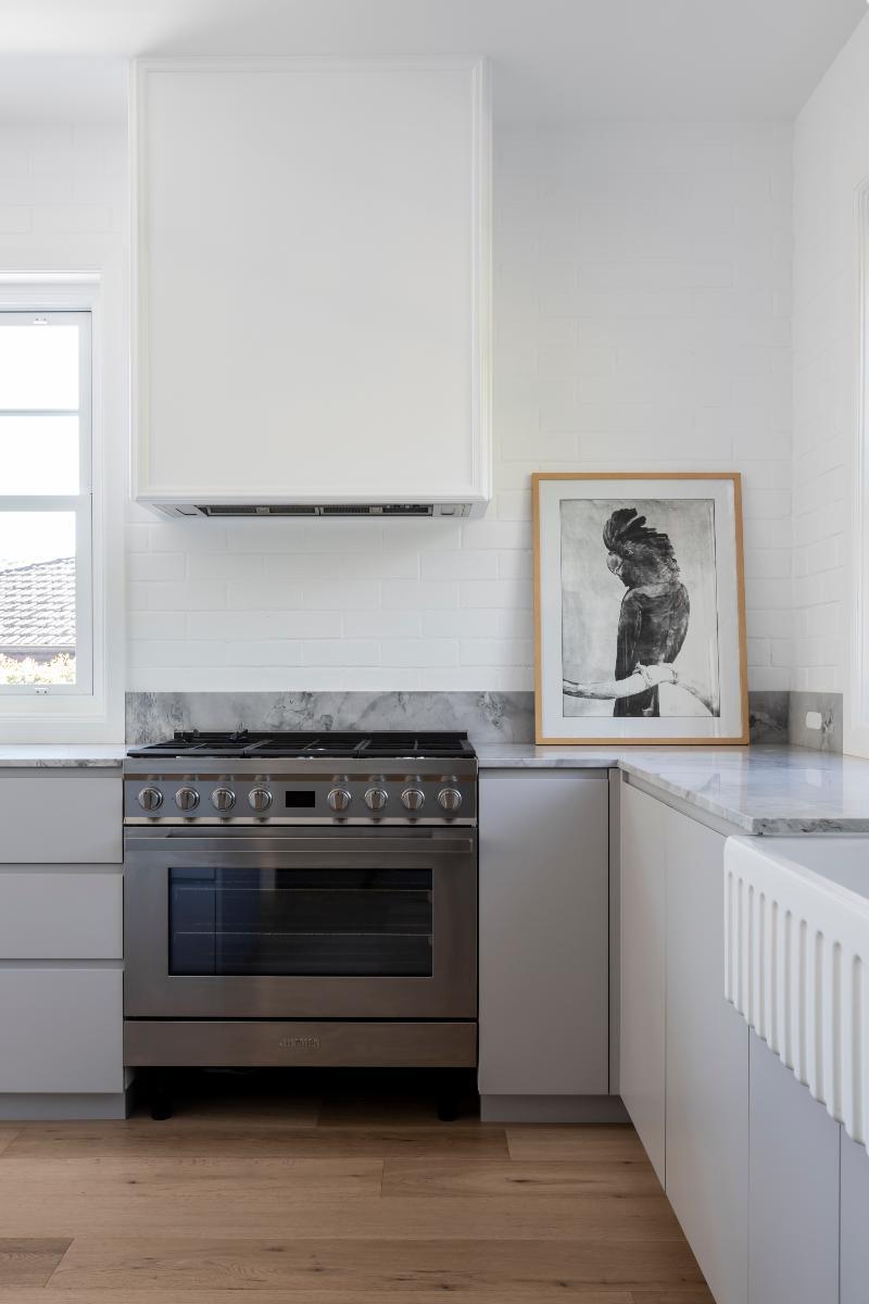 Kitchen Renovation in Avalon, Sydney, Australia