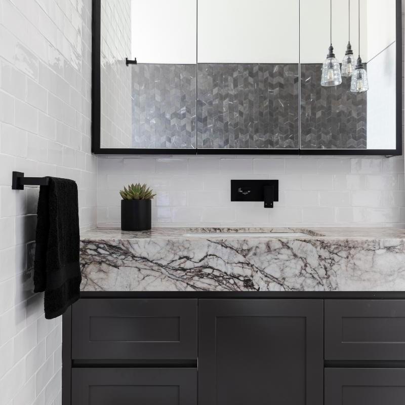 Bathroom Design by blue Tea in Drummoyne, Sydney Australia