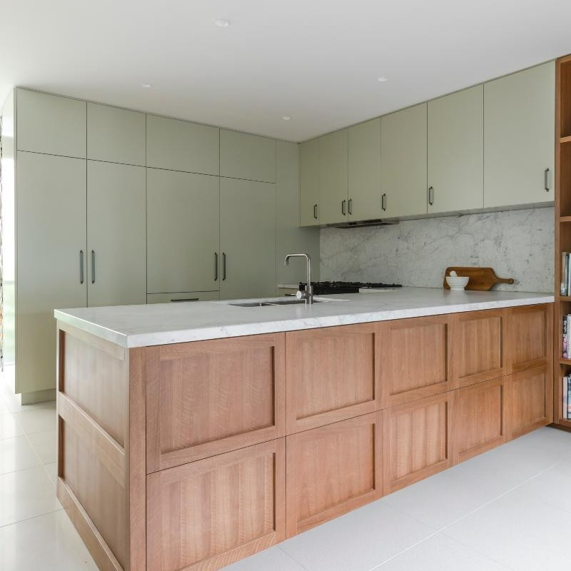 New kitchen renovation in Rushcutters Bay Sydney